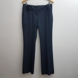 The Limited Pants Cassidy Fit Navy Blue Size 6